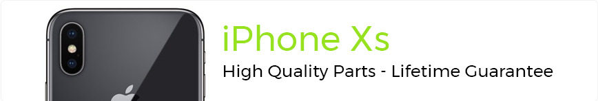 eTech Parts is your source for high quality parts for the iPhone XS.