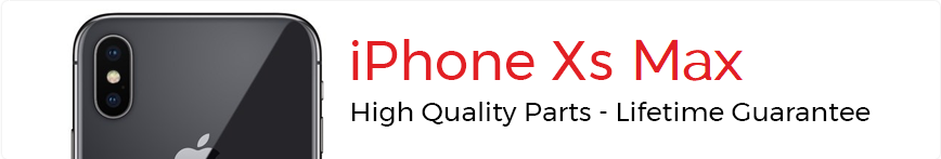eTech Parts is your source for high quality parts for the iPhone XS Max.
