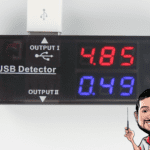 USB Ammeter - Taking You From Amateur To Pro